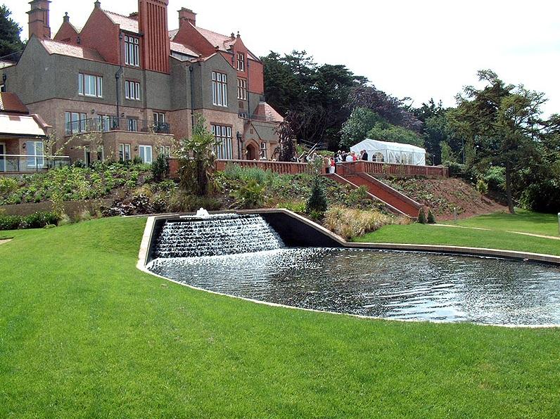 Sutton Castle – Murray & Associates Landscape Architecture